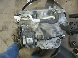 2018 Jeep Compass Transmission At Id Ede 6 Speed Fwd 18 19e0604