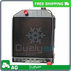 New Radiator Ford New Holland Tractor Fits E0nn8005gc15m 5110 5600 5610 6..