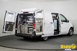 Turnkey 2016 - 17' Mercedes Benz Metris Cargo Coffee Espresso Truck for Sale in