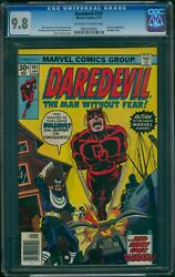 DAREDEVIL #7 CGC 9.2 NM 1ST RED COSTUME 1965 SUB-MARINER PERFECTLY CENTERED GEM!