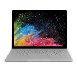New Microsoft Surface Book 2 Hn4-00001 I7 Laptop Tablet Notebook 8gb 256gb Ssd