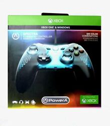 Power A Microsoft Xbox One Spectra Illuminated Controller [light Up Wired] New