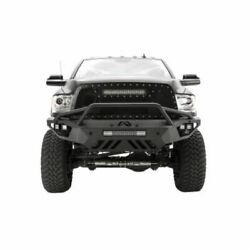 Fab Fours Dr16-v4052-1 Front Bumper W/bar And Sensors For Dodge Ram 2500/3500 New