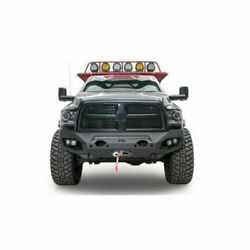 Fab Fours Dr19-x4451-1 Matrix Front Bumper With Winch Ford Ram 2500 3500 New