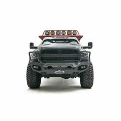 Fab Fours Dr19-x4450-1 Matrix Front Bumper With Winch Full Guard Ford Ram New