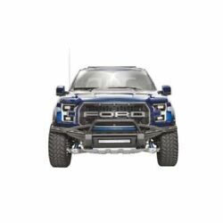 Fab Fours Ff17-d4372-1 Aero Series Front Bumper Fits Ford F-150 Svt Raptor New