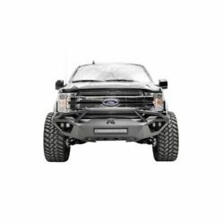 Fab Fours Ff18-d4552-1 Front Bumper Vengeance Pre-runner Guard For F-150 New