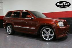 2007 Jeep Grand Cherokee Navi Only 53218 Miles Rear TV'S BUC Serviced WoW 2007 Jeep Grand Cherokee SRT-8 Navi Only 53218 Miles Rear TV'S BUC Serviced WoW