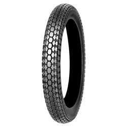 Mitas H02 Motorcycle Classic Tire Black Size 3.00-19