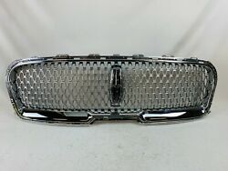 2017 2018 Lincoln Continental Front Grille Grill With Camera Hole
