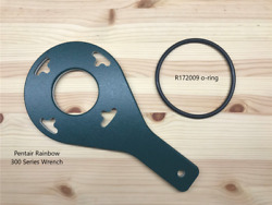 Pentair Rainbow 300 Series Chlorinator Cap Wrench And R172009 O-ring Combo