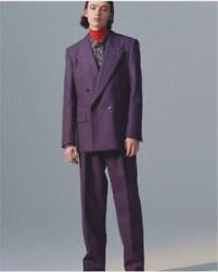 Little Big 19aw Menand039s Suit Setup Jacket And Pants Black Stripes F/s From Japan