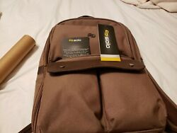 Solo canvas backpack