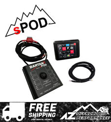 Spod 8 Circuit Bantamx Touchscreen With 84 Battery Cables - Universal