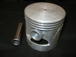 One Piston With