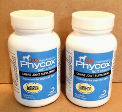 Phycox Canine Joint Supplement Soft Chews 2 Bottles 20 Ct Dechra
