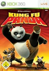 X-box 360 Kung Fu Panda The Game Action Adventure Multiplayer Multilingual