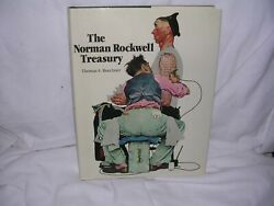 The Norman Rockwell Treasury Hardcover 11-3/4 H X 9 W Thomas S. Buechner