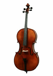 Harald Lorenz No.2/4 Czech Cello 7/8 Professional Instr. The Best Of The Best