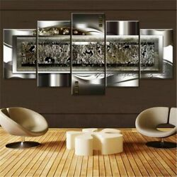 New Modern Abstract Paint Poster Canvas Antique Wall Paintings Home Decoration