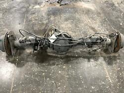 2011-2018 Gmc Sierra 2500 Rear Axle Assembly Fill Plug In Cover 10.50 Ring 3.73
