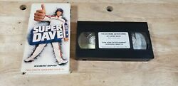 The Extreme Adventures Of Super Dave - Accidents Happen Rare Promo Screener Vhs