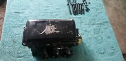 2003 Df25 Suzuki Outboard Cylinder Head And Bolts.