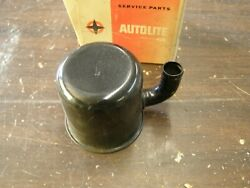 Nos Oem Ford 1965 1966 Mustang Autolite Oil Breather Cap 260 289 Ci