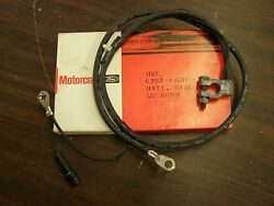 Nos Oem Ford 1987 1993 Mustang - Battery Cable 1988 1989 1990 1991 1992 Cobra Gt
