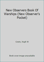 New Observers Book Of Warships New Observer#x27;s Pocket by Cowin Hugh W $5.85