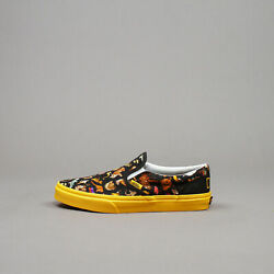 Vans Junior Classic Slip-On x National Geographic Photo Ark Shoe New VN0A4 $56.00
