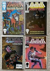 The Punisher Comic Lot War Zone 1 African Saga Summer Special Edge 1 Limited 5