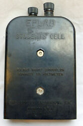 Eppley Eplab Student's Cell Weston Standard Cell Vintage