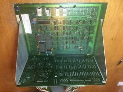 Midway Double Play Pcb Set Complete Untested Rare
