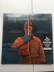 Merry Christmas Mr Lawrence soundtrack Forbidden Colours 180gm vinyl LP 300 made