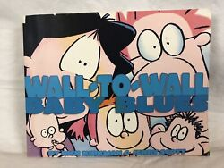 Baby Blues: Wall to Wall Baby Blues Softcover Cartoon Book