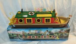 Sylvanian Families Rose Of Sylvania I And Ii Canal Boat Barge Spares Lifebelt Mop