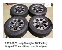 18 In Rims And Tires