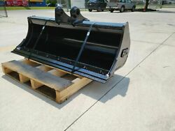 New 48quot; Grading Bucket for a Caterpillar 303.5CR with Pins $1290.00