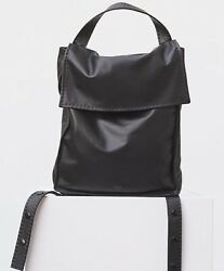 * CELINE * RUNWAY CROISSANT LEATHER BACKPACK BAG (NWT) Phoebe Philo Win $2,445.00