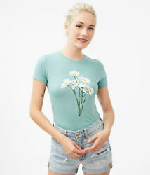 aeropostale womens free state daisy graphic tee $8.00