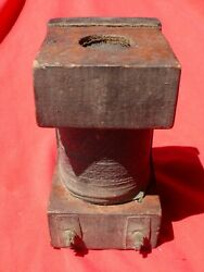 Antique 19th Century Low Tension Coil Gas Hit + Miss And Fly Wheel Engines