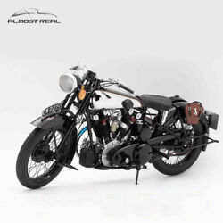 Almost Real And Minichamps 16 1932 Brough Superior Ss Diecast Model Motorcycles