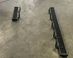 New Ram Promaster Long 98 And Short 36 Running Board Kit - 2014- Present