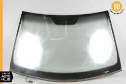 00-06 Mercedes W220 S55 Amg S430 S500 Front Windshield Glass Wind Shield Oem