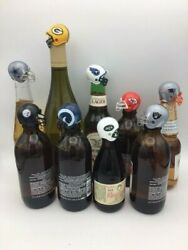 2,880 Party Favors Beer Bottle Toppers For Tailgate Superbowl Birthday Parties