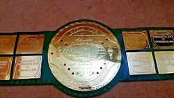 2020 New Championship Wrestling Belt Hell In A Cell Belt Sale Expedited Shipping