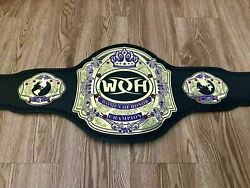 2020 New Wwe Women Of Honor Championship Wrestling Belt Sale Expedited Shipping