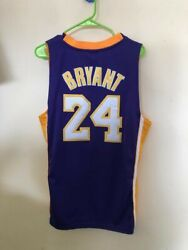 Kobe Bryant 24 Los Angeles Lakers Stitched Jersey
