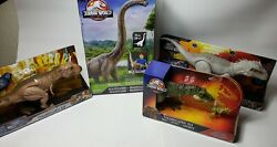 Lot Of 4 Jurassic World Legacy Collection New In Box